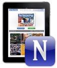 iPad-app Het Nieuwsblad